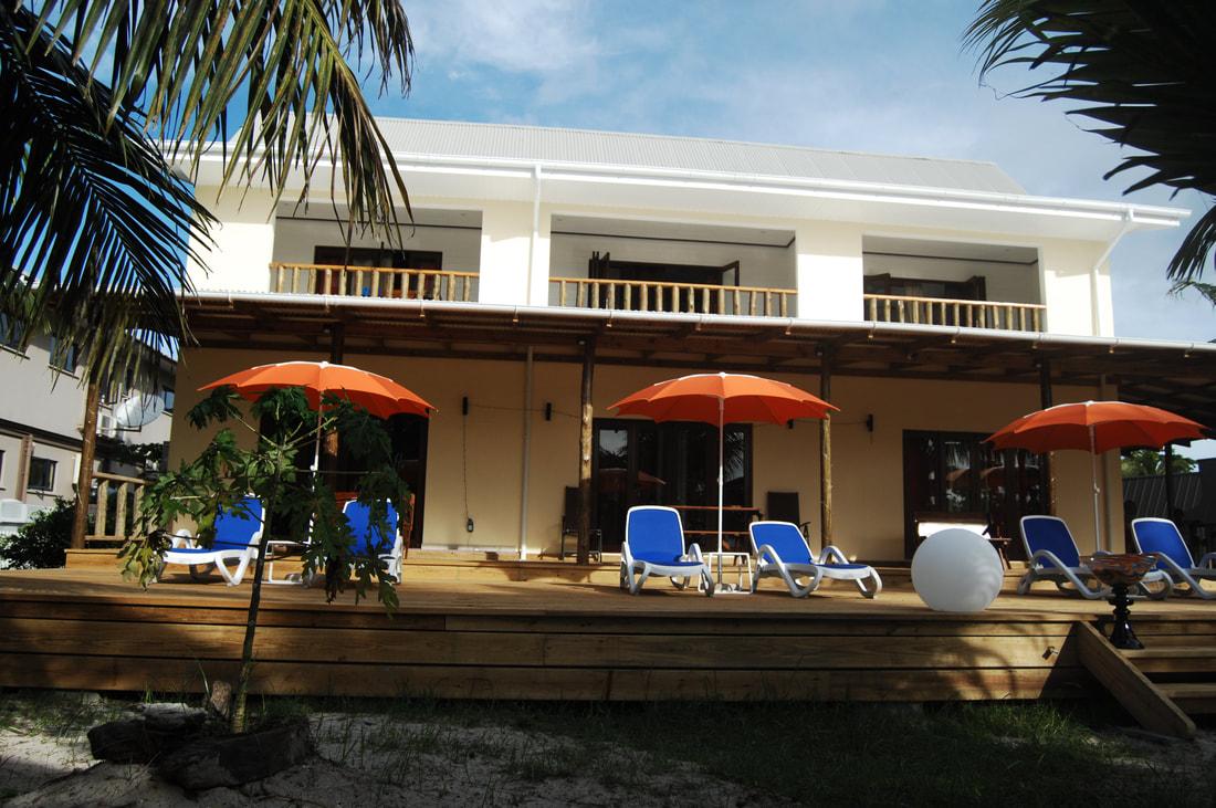 Hyde Tide Apartments La Digue Seychelles Home